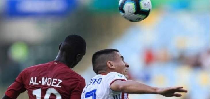 كوبا اميركا: تعادل مثير لـ قطر امام الباراغواي