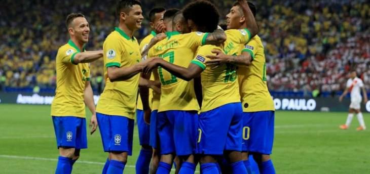 موجز الصباح: البرازيل تتأهل وتلحق بها فنزويلا ولبنان لنصف نهائي البطولة العربية للناشئين