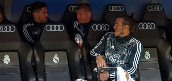 بايل يتحدّى ريال مدريد