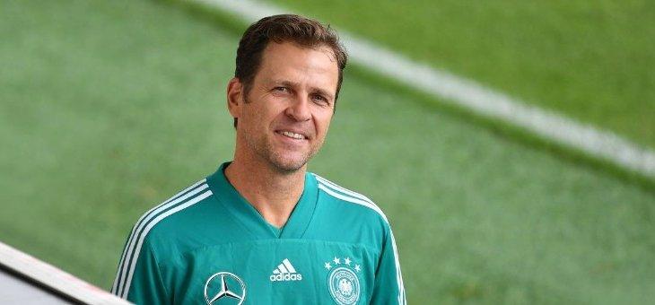 بيرهوف: غوريتسكا لن يشارك امام فرنسا