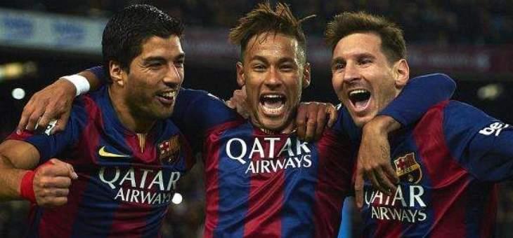 رونالدينيو يريد من نيمار أن يعود إلى برشلونة