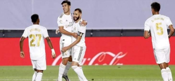ارقام واحصاءات من الدوري الاسباني لكرة القدم