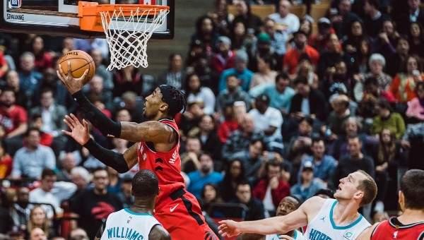 NBA: تورنتو يفوز على تشارلوت ويحافظ على سجله بدون هزيمة على ارضه
