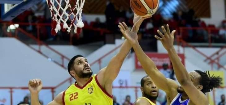 بطولة دبي الدولية: الرياضي يحقق فوزاً صعباً على سلا المغربي