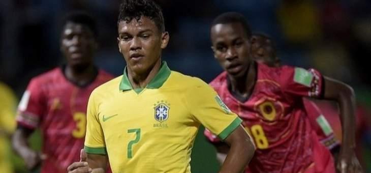 مونديال الناشئين: البرازيل تهزم أنغولا وتنفرد بصدارة المجموعة الأولى
