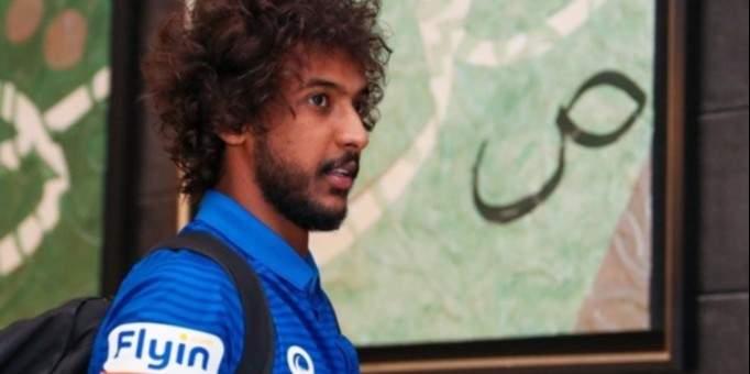 رقم مميز لـ ياسر الشهراني مع المنتخب السعودي
