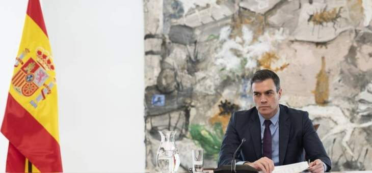 الحكومة الاسبانية تمدد حال الطوارئ وتؤجل عودة الروح الى الملاعب