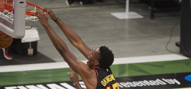 لاعب اتلانتا اوكونغو يغيب ستة اشهر عن الفريق