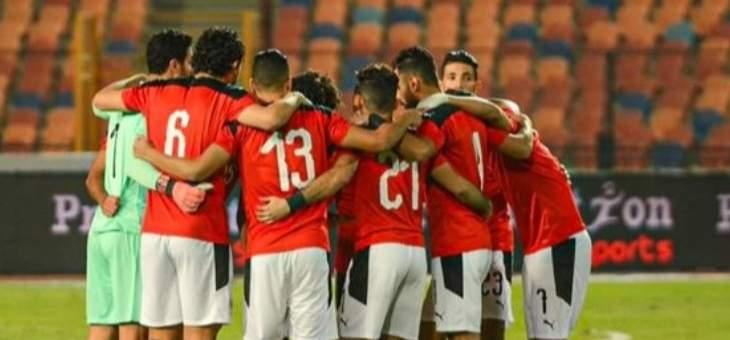 مصر تحقق الانتصار امام توغو وانغولا تكتفي بالتعادل امام الكونغو