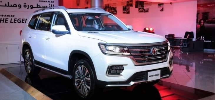 شركة صينية تطلق سيارة شبيهة بسيارة باجيرو