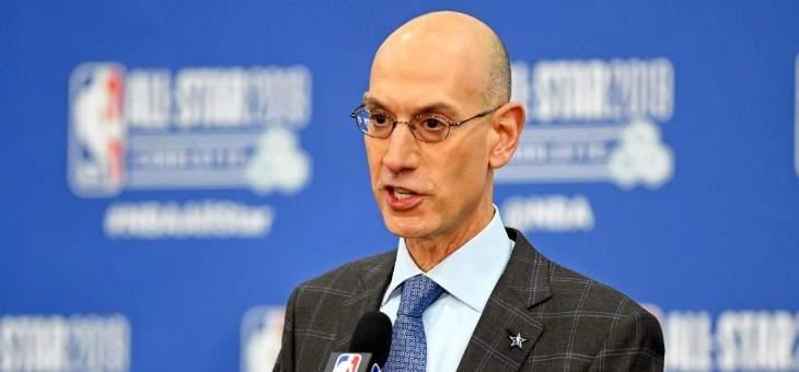 سيلفر يخشى تسلل كورونا الى مجتمع NBA في اورلاندو