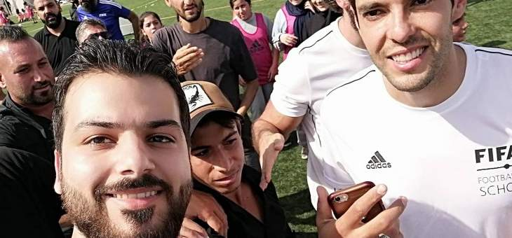 كاكا لصحيفة السبورت الالكترونية: أتمنّى أن ينجح بيولي بإعادة ميلان للسّكة الصحيحة و سعيد جدا بالمشاركة في مشروع كرة القدم المدرسية
