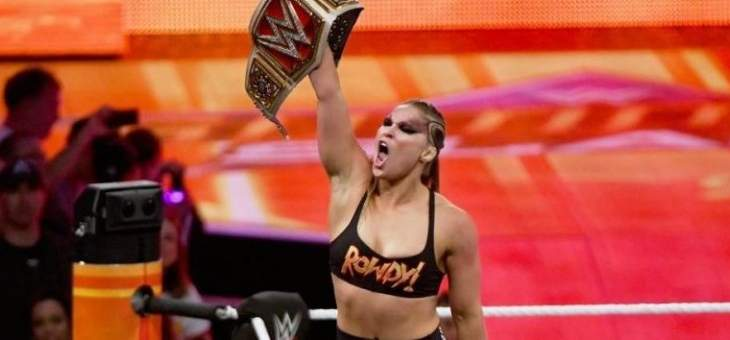 هل ستعود راوسي إلى المصارعة؟