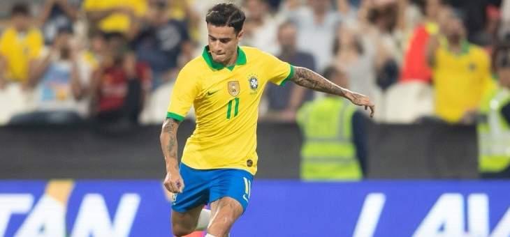 وديا: منتخب البرازيل يتخطى كوريا الجنوبية