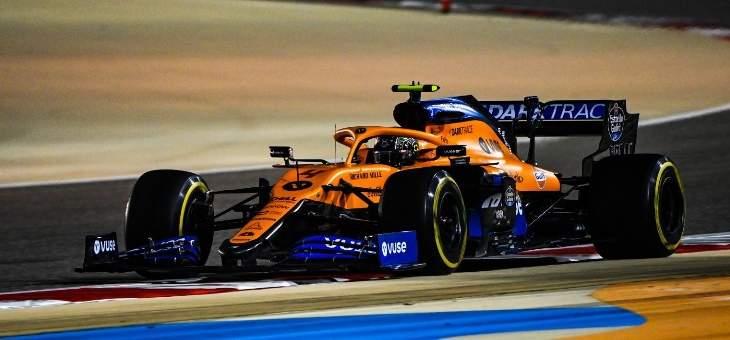 ساينز: السيارة كانت مثالية في البحرين