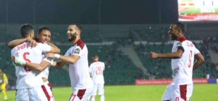 امم افريقيا للمحليين: المغرب تتخطى زامبيا وتضرب موعداً مع الكاميرون في نصف النهائي
