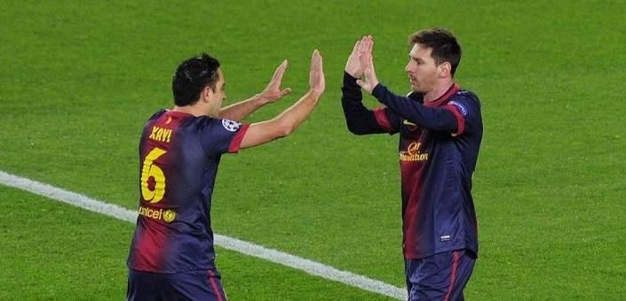 تورنت: بإمكان ميسي أن يلعب دور تشافي في برشلونة