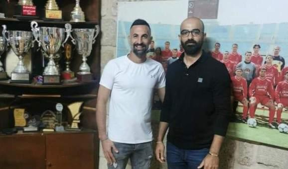 خاص- محمد صادق: تجربتي ناجحة مع طرابلس واتطلع للدفاع عن الوان التضامن صور