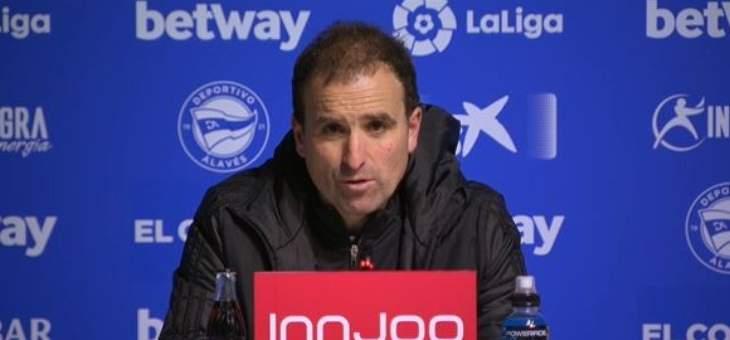 اراساتي: سنقدم افضل ما لدينا امام برشلونة