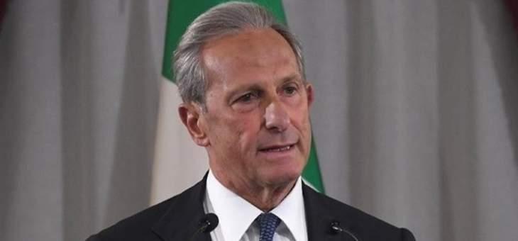 رئيس رابطة الدوري الإيطالي ميتشيكي يعلن استقالته