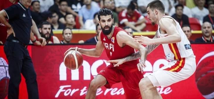 مهاجم ايران: لقد لعبنا بشغف امام اسبانيا