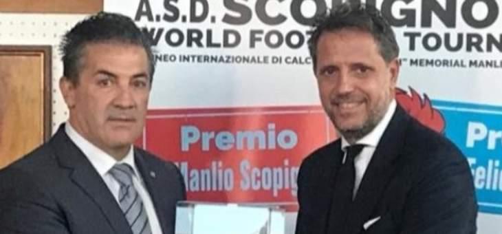 باراتيتشي: رونالدو سيبقى معنا في الموسم القادم