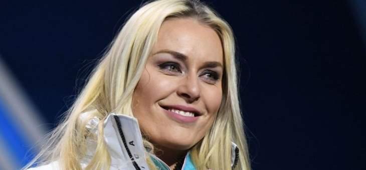 فون تطلق فيلم وثائقي عن مسيرتها في رياضة التزلج