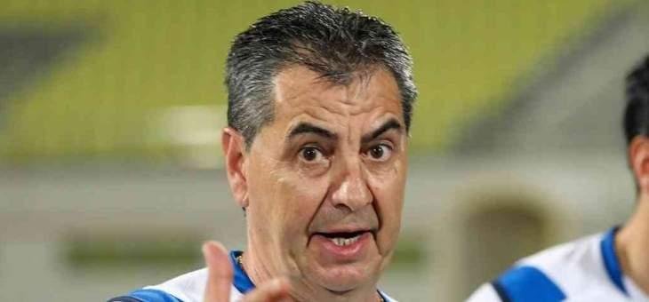 خورخي دا سيلفا: سعيد بالتعادل امام النصر