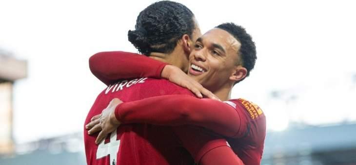 ليفربول يبتعد في الصدارة وخسارة تشيلسي وفوز توتنهام وكريستال بالاس