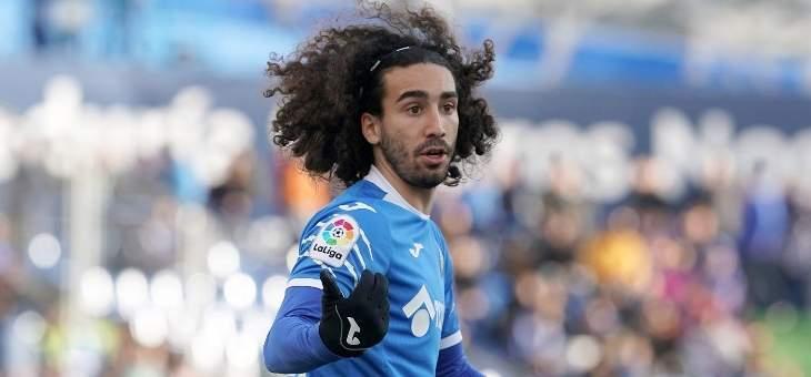 لاعب برشلونة ينضم إلى خيتافي