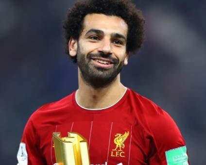 محمد صلاح يتوج بجائزة أفضل لاعب في مونديال الأندية