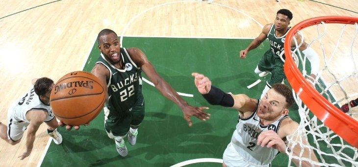 NBA: ميلووكي يقلص الفارق مع بروكلين والجاز يعزز تقدمه على حساب الكليبرز