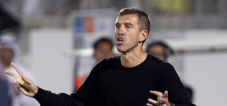 كاتانيتش يريد تحضير المنتخب العراقي للتصفيات الآسيوية المزدوجة