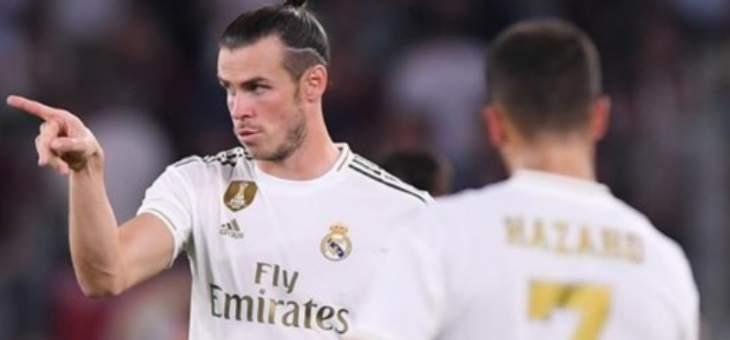 بارنت يريد رحيل بايل عن ريال مدريد