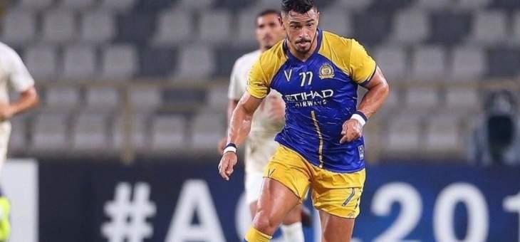 ابطال اسيا: النصر السعودي يتأهل الى ربع النهائي بفوزه على الوحدة الاماراتي