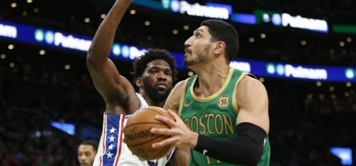 NBA: بوسطن يسقط للمرة الاولى هذا الموسم على ارضه