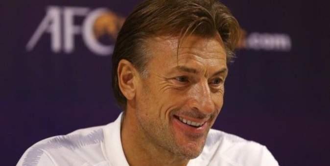 رينارد: سعيد بما حققناه امام اوزبكستان