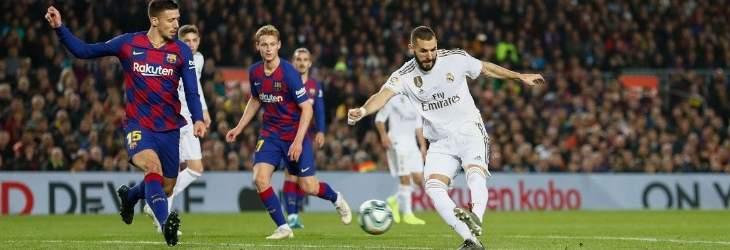ردة فعل موقعا برشلونة وريال مدريد بعد مباراة كلاسيكو