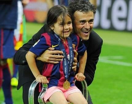 رئيس وزراء اسبانيا يعزي انريكي بوفاة ابنته