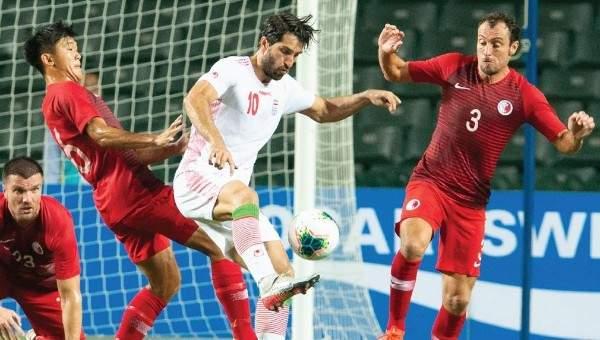 تصفيات آسيا لكأس العالم: ايران تتخطى هونغ كونغ بهدفين نظيفين