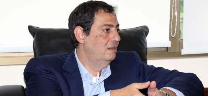 رئيس اتحاد كرة السلة أكرم حلبي نعى والدة امين الصندوق ايلي فرحات