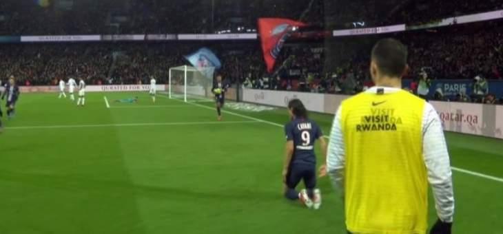 الليغ 1: فوز بشق الانفس لباريس سان جيرمان على ليون