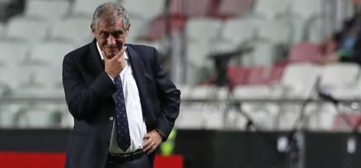 سانتوس: كرواتيا من افضل المنتخبات والمباراة ليست ودية