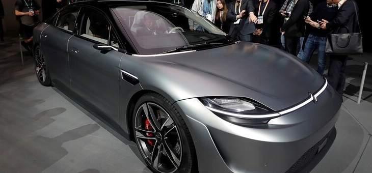 شركة سوني تدخل عالم السيارات