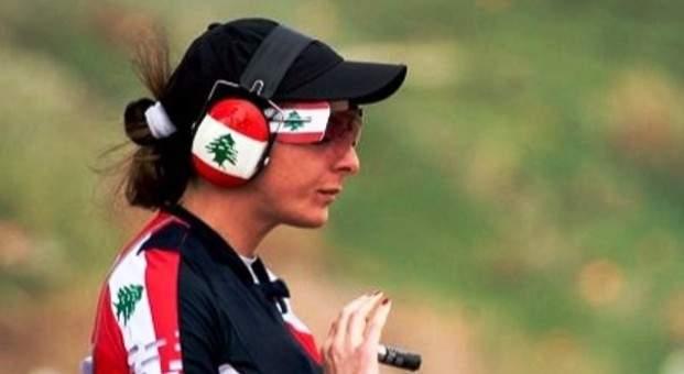 ابرز انجازات البطلة اللبنانية راي باسيل