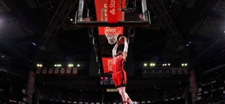 NBA: هيوستن روكتس يستكمل مسلسل احراج الواريرز