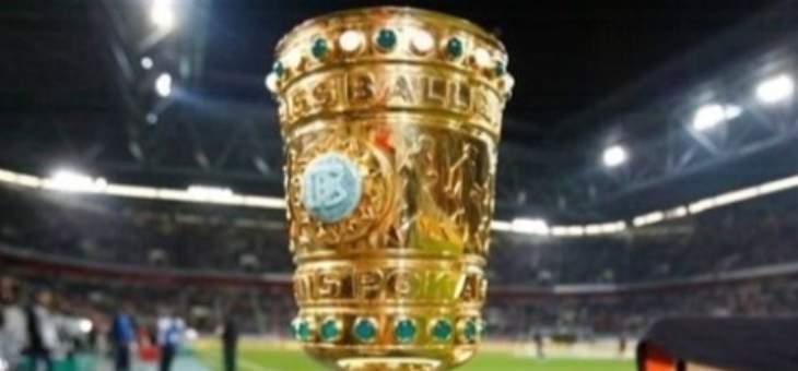 كأس المانيا: خروج هامبورغ وتأهل هانوفر