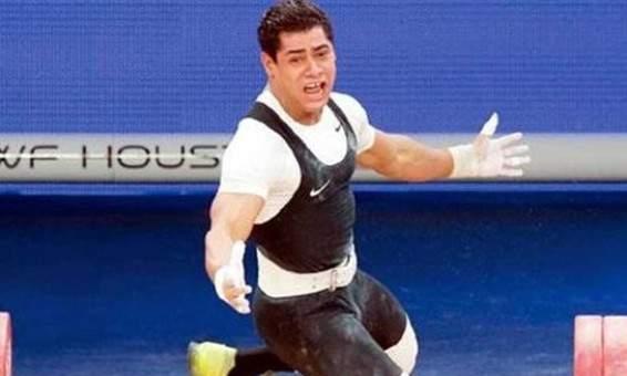 مصر بعيدة عن منافسات رفع الاثقال في الاولمبياد
