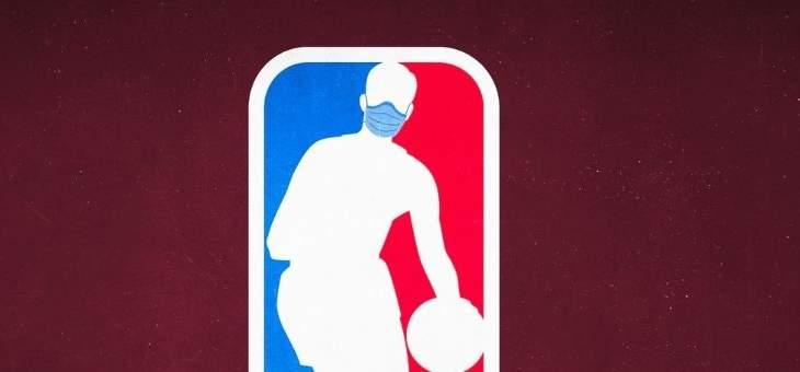 شعار حياة الاشخاص من البشرة السوداء مهمة على ارضية ملاعب NBA
