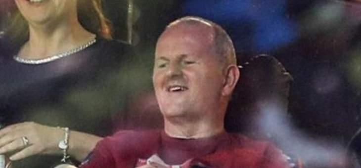 ضيف مميز حضر في مباراة ليفربول ومانشستر سيتي